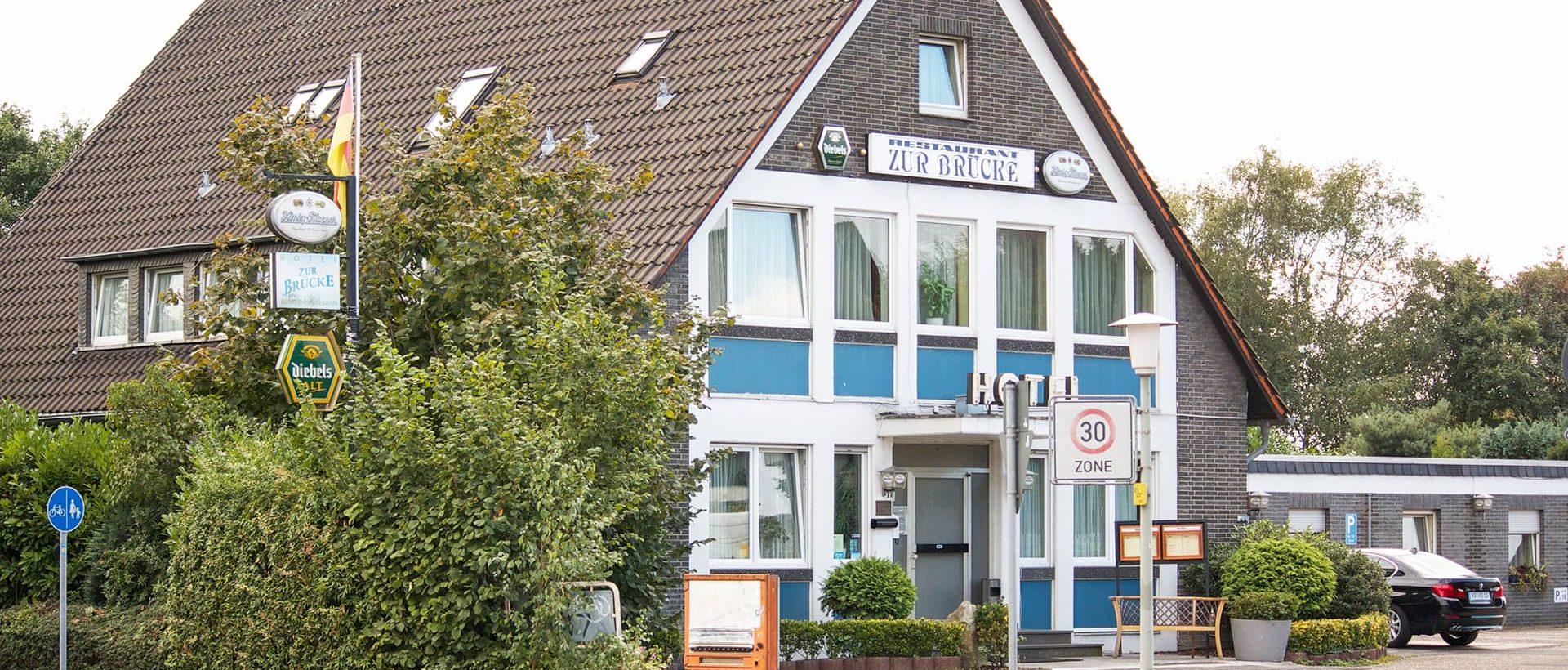 Hotel Restaurant zur Brücke in Krefeld!